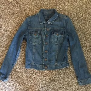 Jean jacket - KUT from the Kloth. Size L